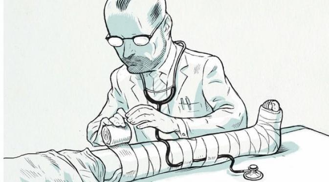 Cara Mempercepat Proses Pemulihan Patah Tulang