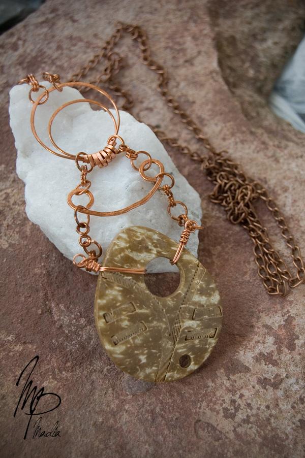 aztecka biżuteria