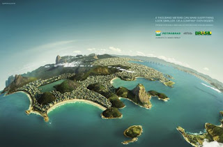 propaganda da petrobrás Rio de Janeiro