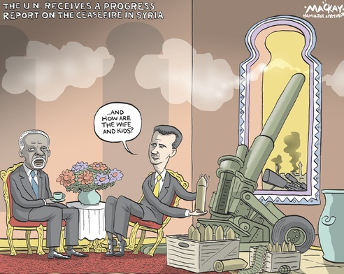al assad,bashar assad, political cartoon