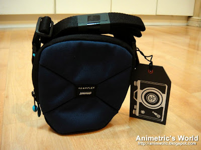 Crumpler Pleasure Dome S