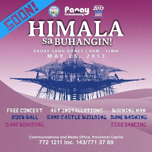 HIMALA sa Buhangin