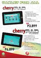 cherry mobile cherry pad turbo specs price features image