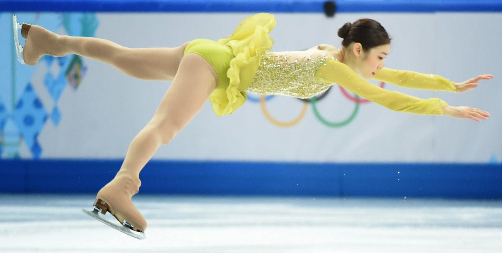 Yuna Kim, sochi 2014,figure skating