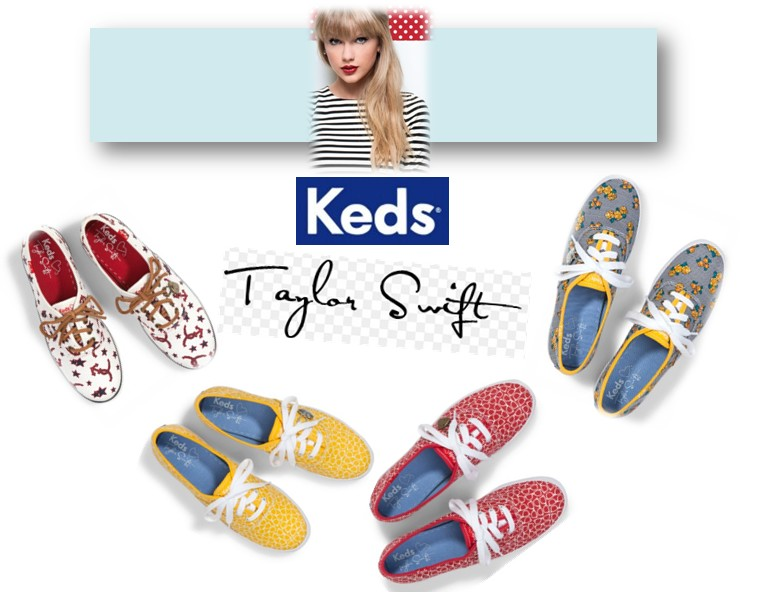 Taylor swift keds zapatillas
