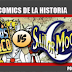 LOS CABALLEROS DEL ZODIACO vs SAILOR MOON, Comic