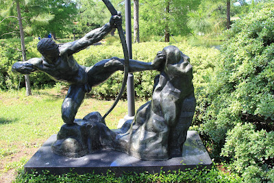Hercules the Archer [1947] - Antoine Bourdelle