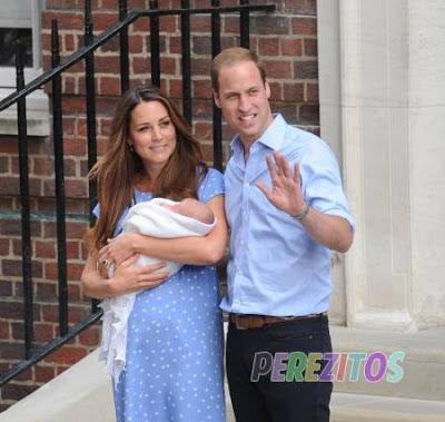 Foto Anak Kate Middleton