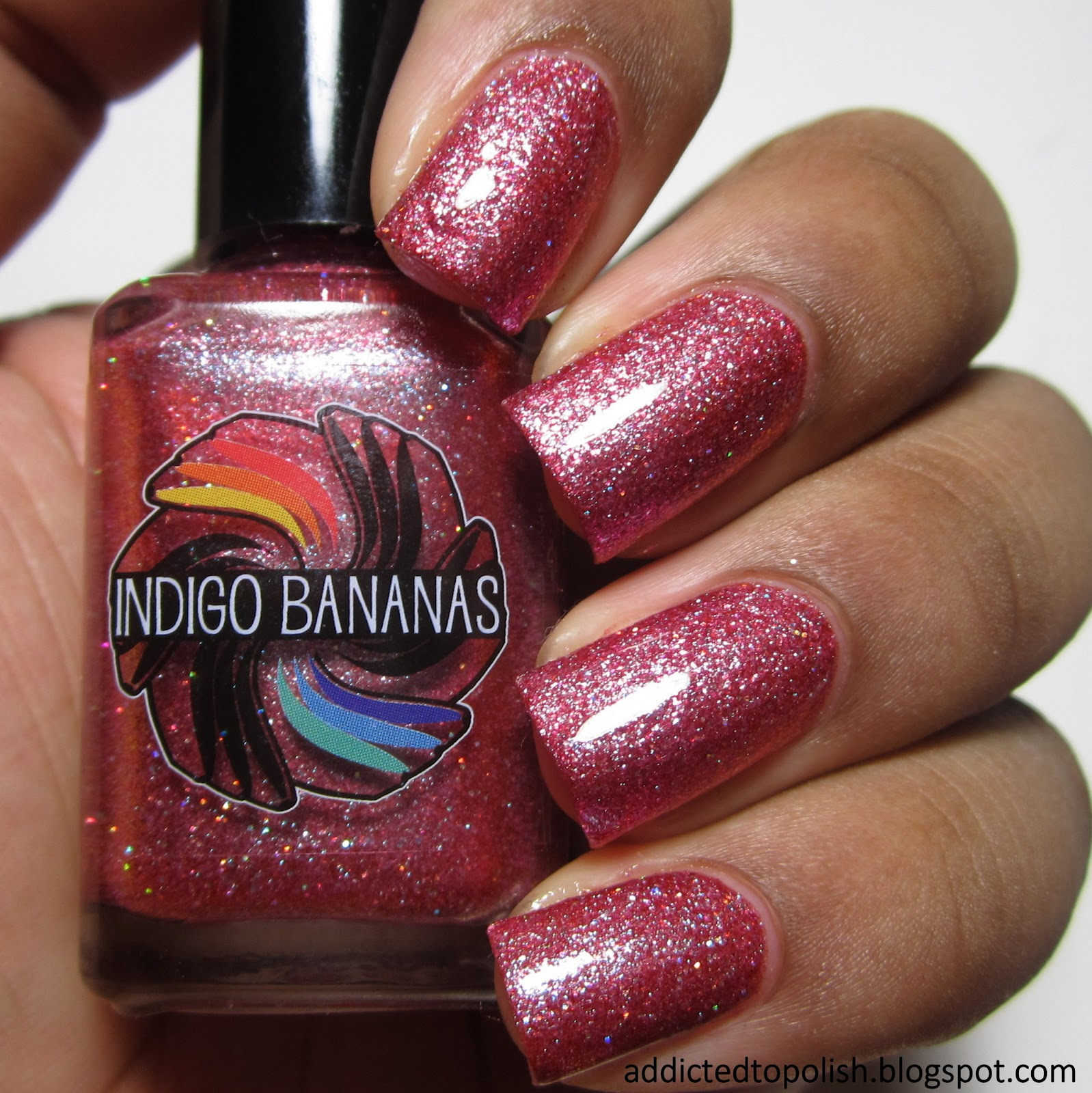 Indigo Bananas Abby Normal