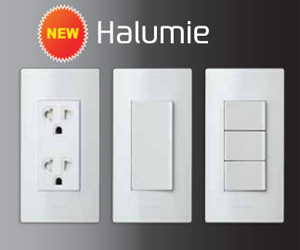 Thiết bị điện Halumie