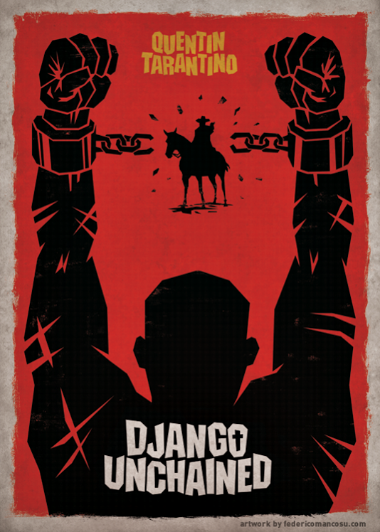 At The Back Django Unchained
