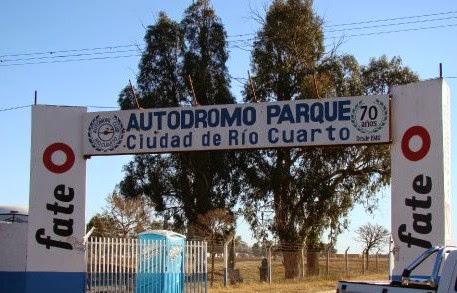 Embargaron el autódromo de Rio Cuarto y va a remate