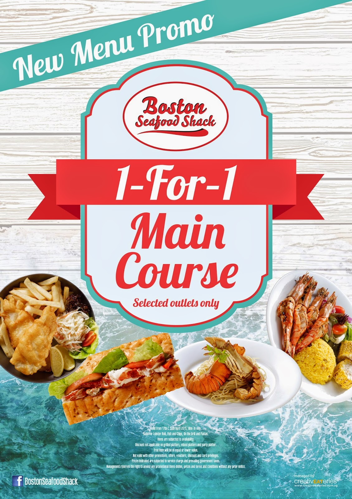 Shout Out  Main Course At Boston Seafood S
