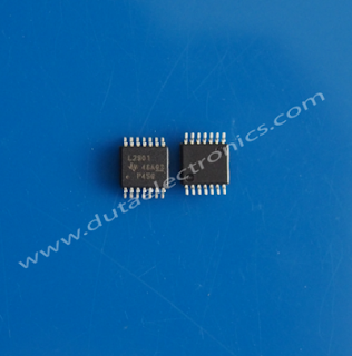 Jual IC LM2901PWR (TSSOP-14 PIN)