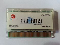 Final Fantasy WonderSwan