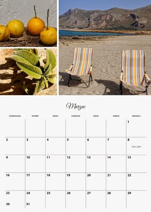 planer 2015 - fotokalendarz izziBig