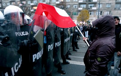 Warsaw: Independence March 2012