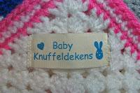 Baby Knuffeldekens (klik op de foto!!!) Koop een dekentje en steun meteen ook vzw GLEK.