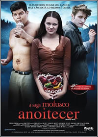 capa Filme A Saga Molusco: Anoitecer DVDRip XviD AVI + RMVB Legendado Baixar Grtis 
