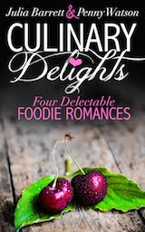 CULINARY DELIGHTS now available!