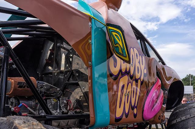 Scooby-Doo Monster Truck - Hagerstown Speedway