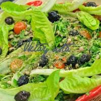 Börülceli Semizotlu Salatası Tarifi