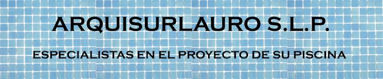 ARQUISURLAURO PROYECTOS DE PISCINAS