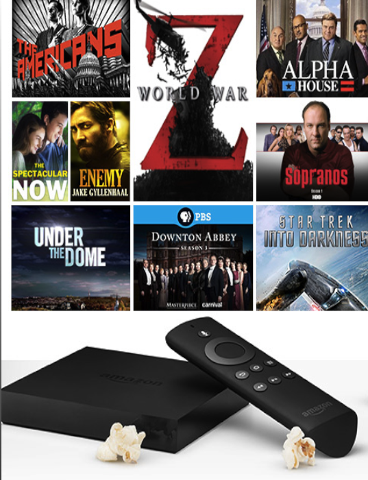 KODI on Fire TV