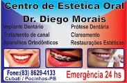 Centro de Estética Oral Dr. Diego Morais