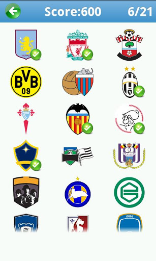 Football Logo Quiz Plus