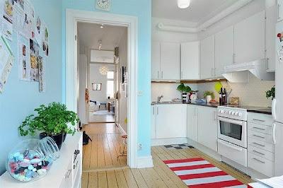 dapur cantik11 30 Ide Desain Dapur yang Cantik dan Menarik