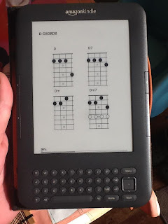 ukulele chord book kindle screenshot