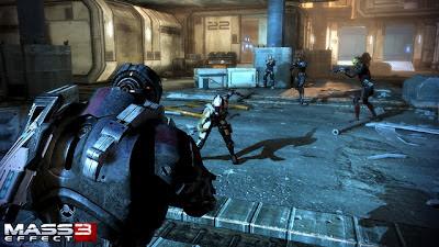 Keygen на Mass Effect 3 - картинка 4