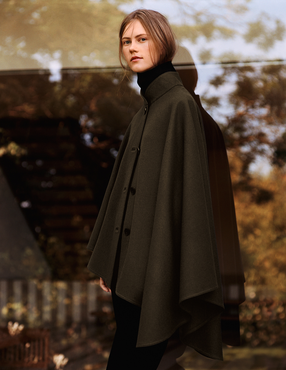 Christophe Lemaire x Uniqlo collection full look book / via fashionedbylove.co.uk british fashion blog