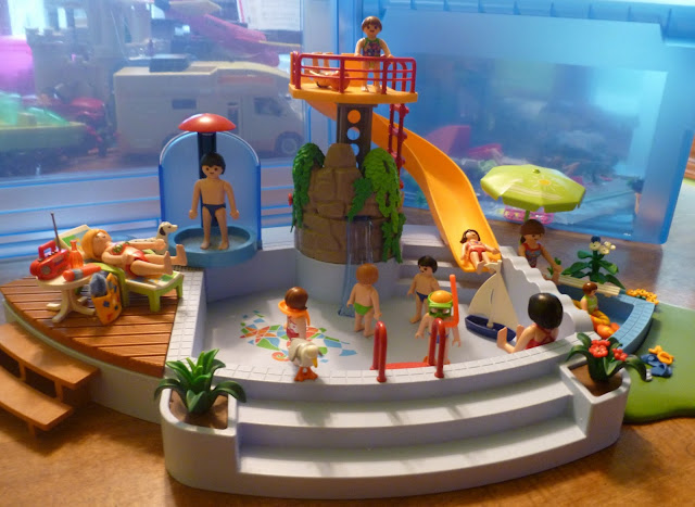 Playmobilpics Playmobil Pool Party 4858