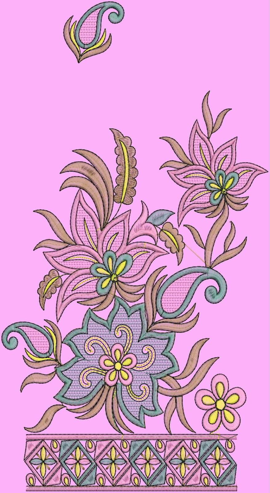 كل الرشمات جميلة Embroidery+designs+ladies+suits
