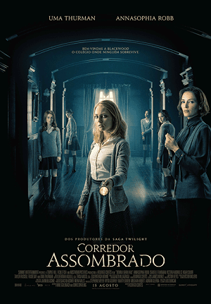 Corredor Assombrado Filmes Torrent Download capa