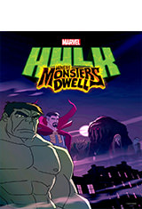 Hulk: Where Monsters Dwell (2016) WEB-DL 1080p Latino AC3 2.0