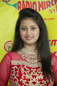 Kanika Tiwari Photos at Radio Mirchi-thumbnail-2