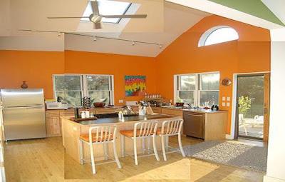 warna cat rumah on Perpaduan Warna Cat Rumah
