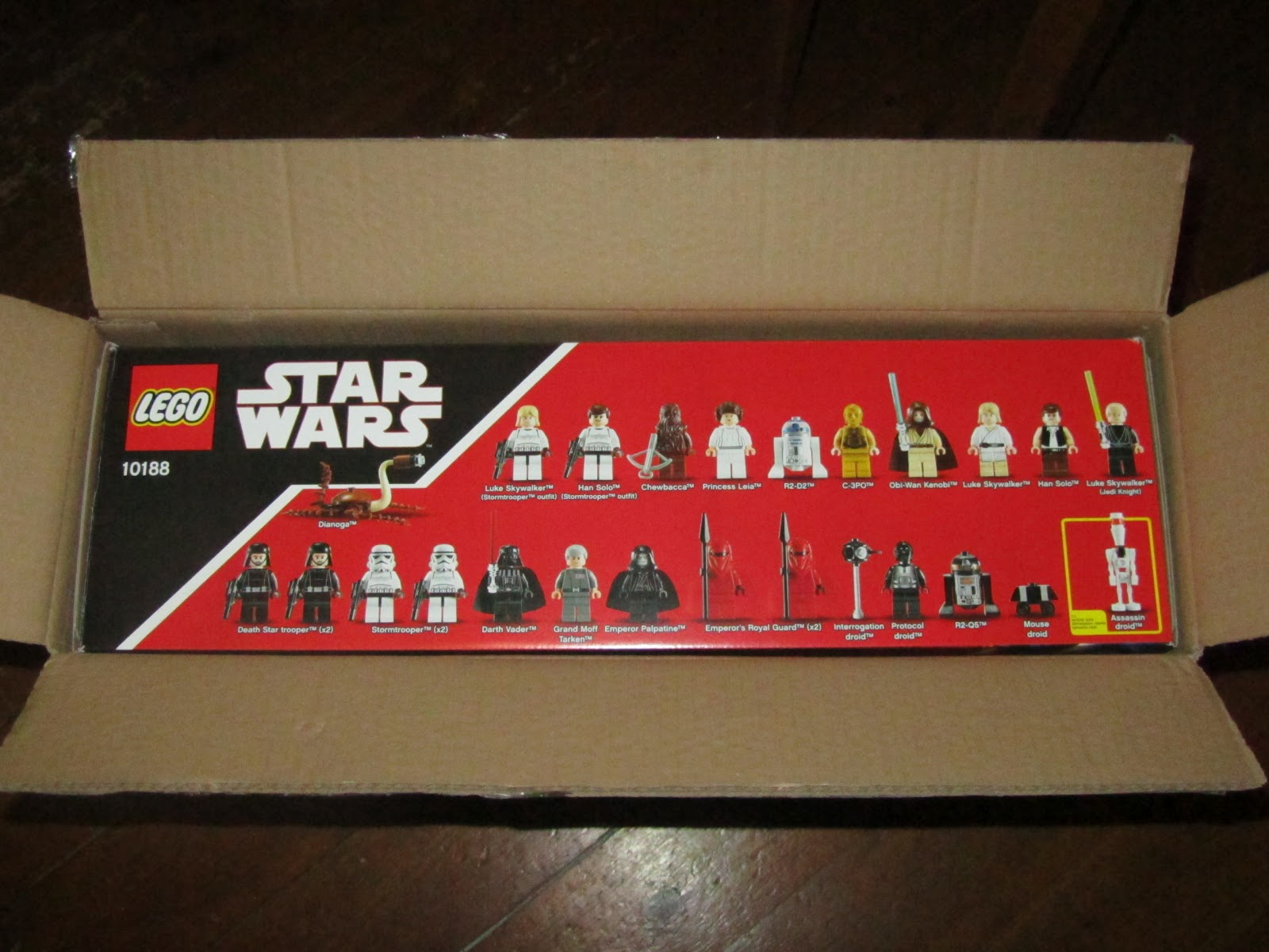 death star lego box - photo #8