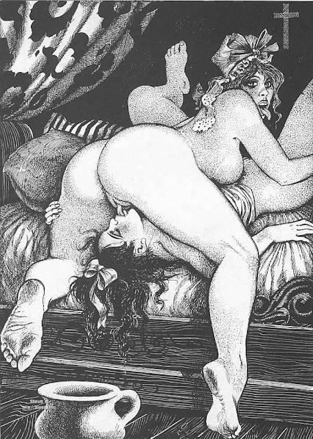 секс рисунки