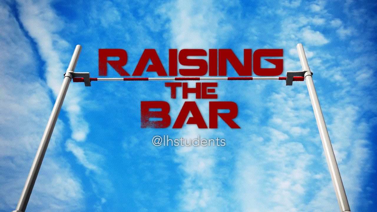 Brian Mills: New Series Raising the Bar @LHStudents # ... Raising The Bar