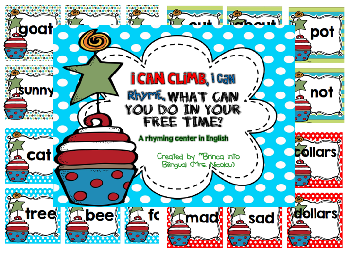 http://www.teacherspayteachers.com/Product/FREEBIE-I-can-Climb-I-can-Rhyme-March-Birthday-Rhyming-Words-1117016