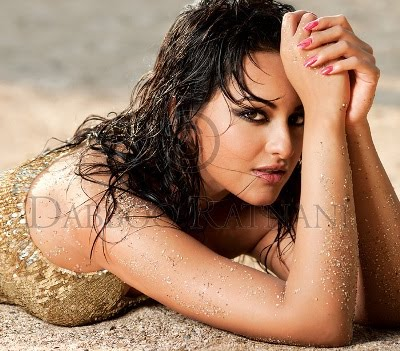wallpaper of sonakshi sinha in bikini. Sonakshi Sinha Hot Bikini,