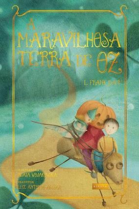bruxas, continuação, espantalho, fantasia, L. Frank Baim, Mágico de Oz,