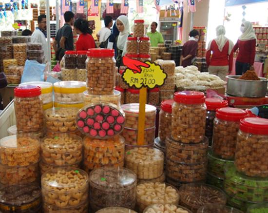Mula Bisnes Kuih Raya Modal RM50