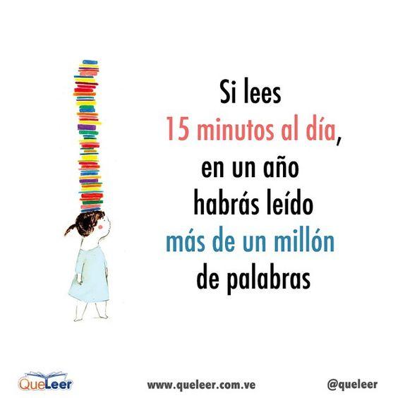 ¿Y tú cuántas has leído?