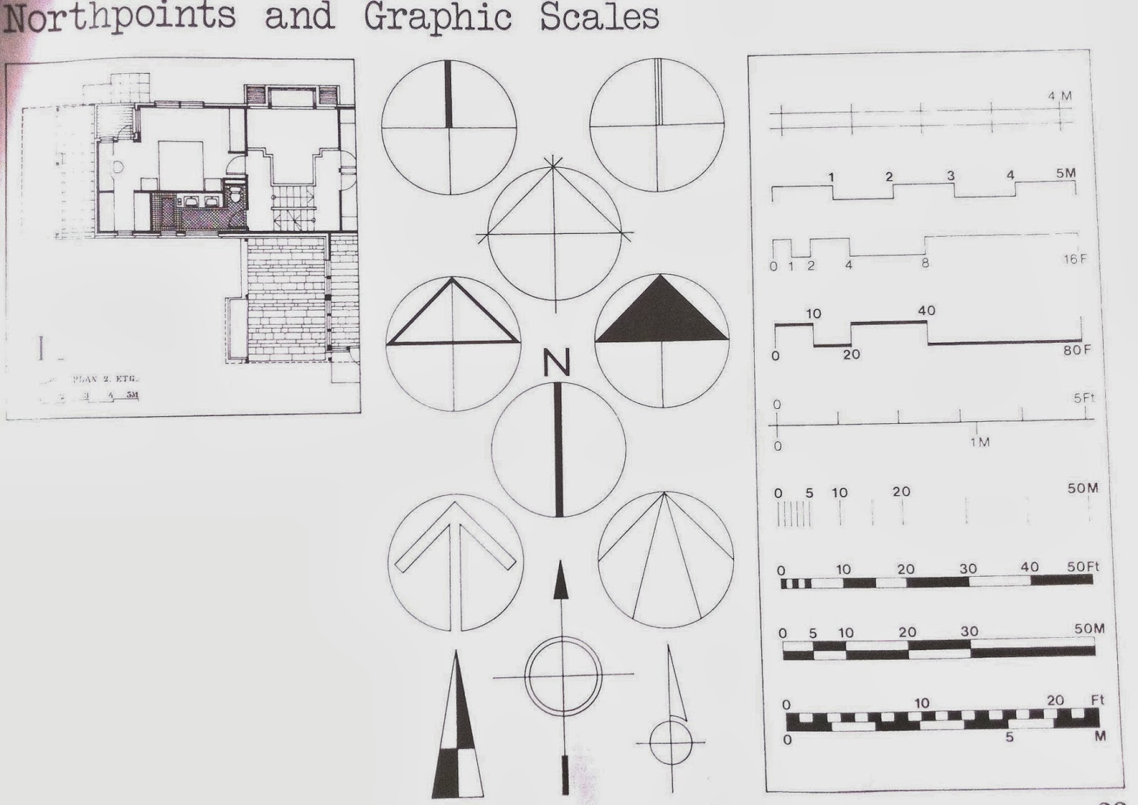 Architectural graphic scale the image for Architecture graphique