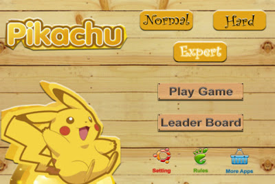 Game Pikachu Ultimate cho iphone